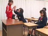 Japanese Teacher Found Forbidden Object In Students Hands