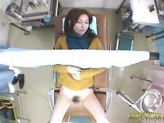 Japanese Girl Abused at Gyno Exam
