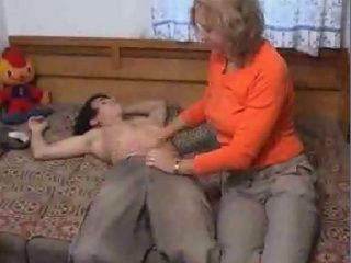 Stepson Gets Fucked By Russian Mom