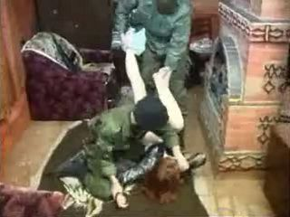 Soldiers  Fuck Home Alone Enemy Woman