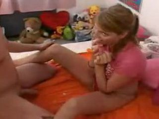 Amateur Couple Sex in front of Their Best Friends