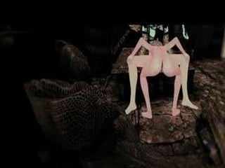 3D hentai oralsex shemale hentai