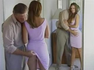 Hot Whore MILF Gets Fucked By Father In Law