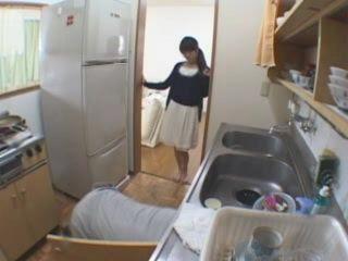 Horny Housewife Fucks Repairman