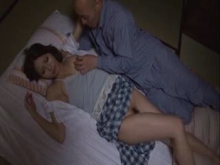 Sleeping MILF Abused and Fucked In Her Sleep By Her Pervert Cousin