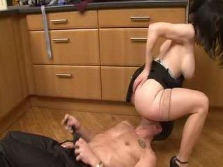 Hungry Husband Got Anal Dinner From His Milf Wife