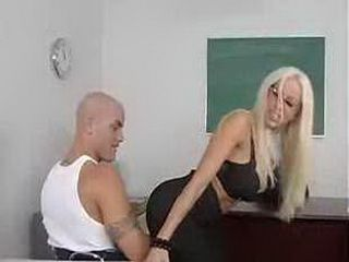 My First Sex Teacher  Mrs. Gina Lynn