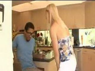 Blonde Mom Punished Black Neighbor