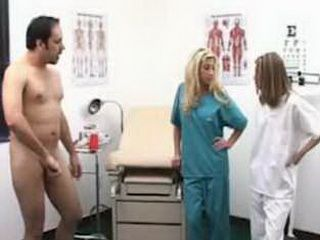 Nurses Make Plan How To Get Sperm Sample 3x
