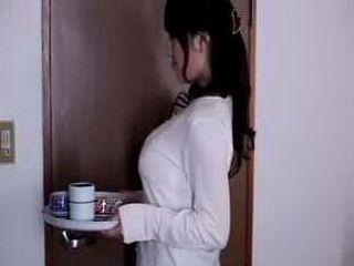 Secret Mom Sex Education  Azusa Nagasawa 1