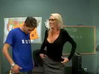 my first sex teacher - mrs emma starr