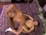 Jocelyn Stone Takes A Young Stud For A Ride 3x