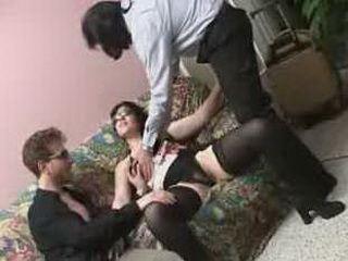 Italian Housewife Cuckolds Hubby