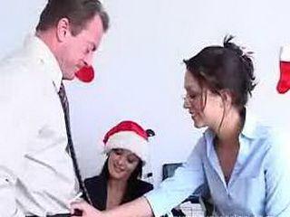 Naughty Office - Sandra Romain & Renee Richards