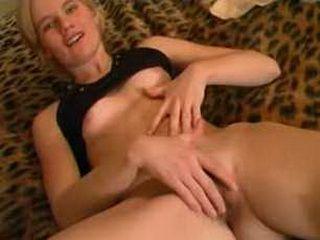 Italian Amateur Blonde Solo