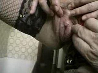 Italian Sexy Milf Masturbation