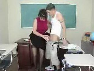 My First Sex Teacher - Mrs Wendy Divine