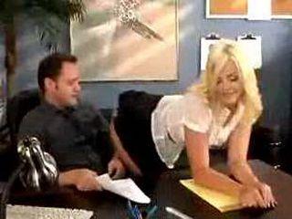 naughty office - alexis texas