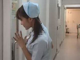 Cute Nurses Sex Therapy - Mihiro Taniguchi 1