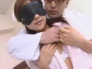 Cute Nurses Sex Therapy - Mihiro Taniguchi 2