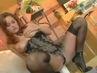 Hot Ginger MILF Will Make Your Dick Spit 3x