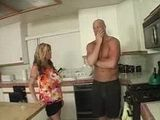 Very Unpleasant Situation In The Kitchen 3x
