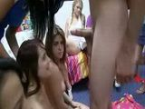 Nervous college teens bj