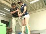 Golf trainer 5
