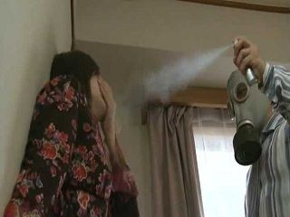 Japanese Pervert Neighbor Used Sleeping Gas For His Dirty Plan
