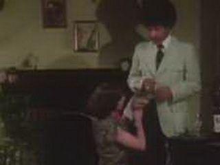 Juliet Anderson Classic Interracial Threesome