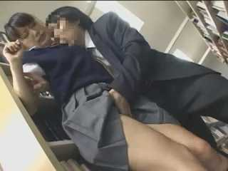 Japanese Girl Attacked And Hard Fucked In Public Library