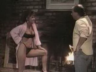 Ashlyn Gere - By the fire place.avi