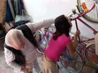 Fair Price for Repairing her Bicycle