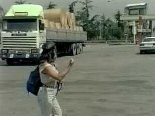Eva Orlowsky -Truckdriver 3