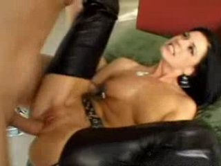 awesome milf and the rude fuck