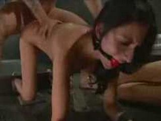 Threesome perverted bdsm orgy