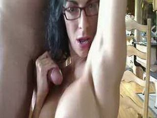 Hot Milf And Husband Do It All On Webcam Part 8