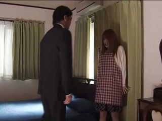 Scared Japanese Wife Will Regret For Her Mistake