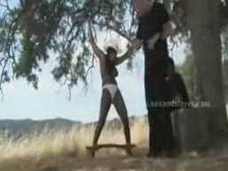 Nigerian Girl Tortured By White Guys