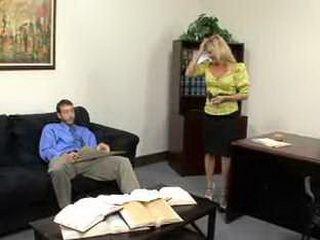 naughty office  ginger jordan
