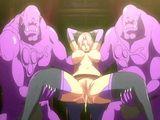 Caught hentai with bigboobs burst cum out hard