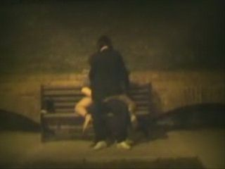 Guy Tapes His Cheating Wife Fucking Another In A Public Park