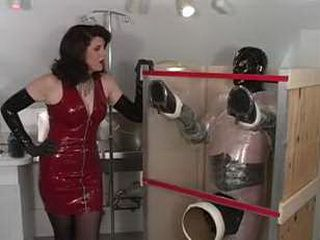 Mistress Loves To Take Control Of The Cocks