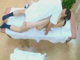 Poor Japanese Fucked By Her Masseur