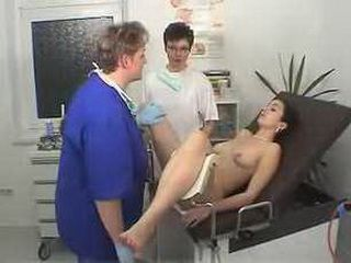 Kathrin Second Exam Pussy Enema xLx