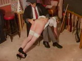 Spanking Strictly English The School Inspector xLx