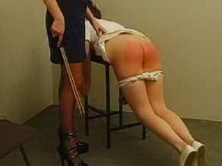 Spanking Strictly English - The Correctional Therapist xLx