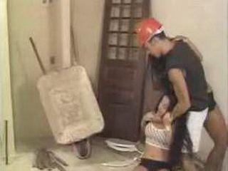Brazilian Teens Fucked