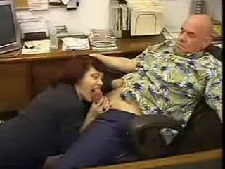 Sucking In The Office