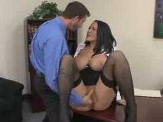 naughty office Carmella bing